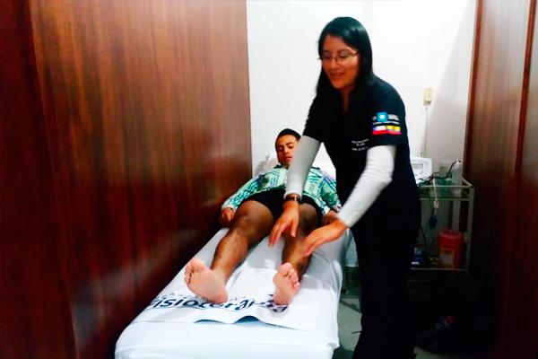 Masaje deportivo, Fisiomejorar ciudad de Sangolquí