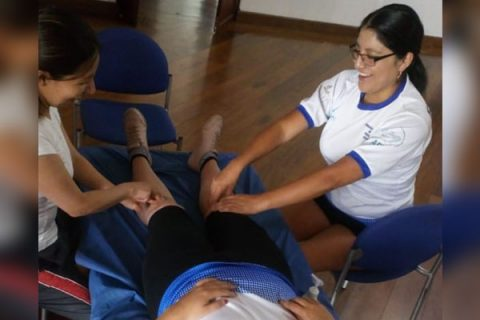 Terapia Deportiva en Sangolquí